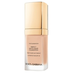 Dolce&Gabbana PERFECT MATTE LIQUID FOUNDATION Тональный крем