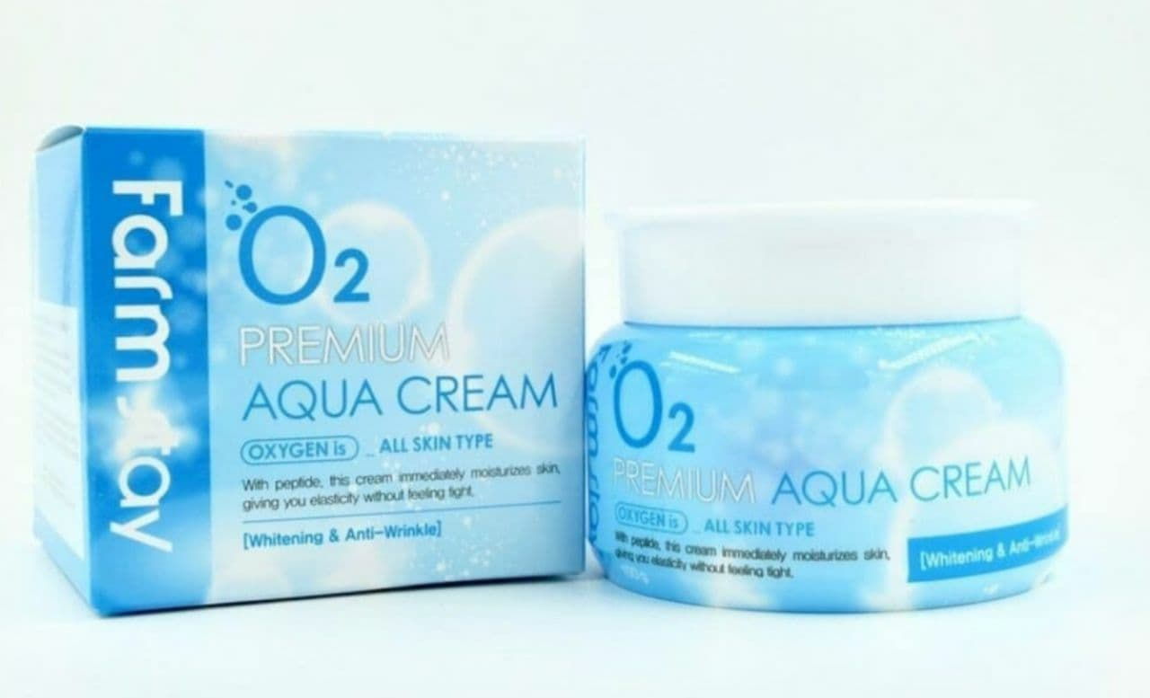 FarmStay O2 aqua cream
