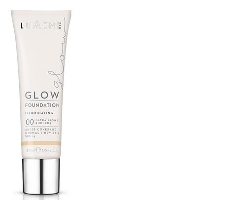 Lumene Glow Illuminating Foundation SPF 15 Тональная основа