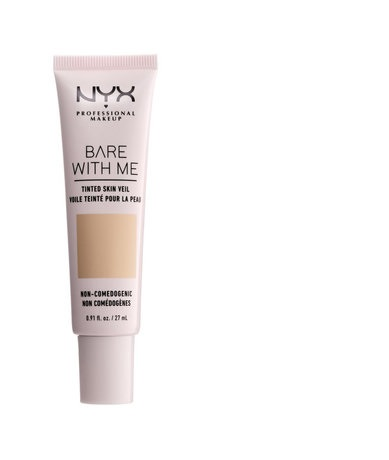 NYX Professional Make Up BB - крем- Bare With Me Tinted Skin Veil
